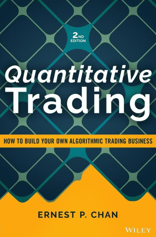 best books on algorithmic trading