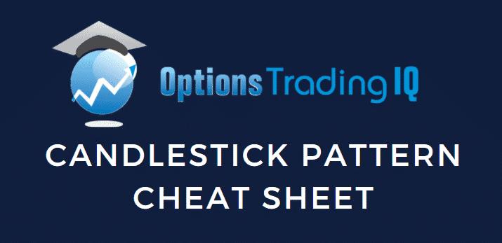 Candle pattern cheat sheet