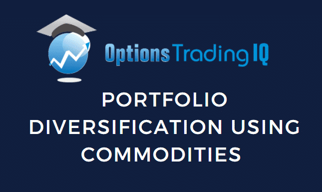 Commodity futures options