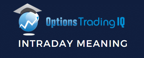 intraday meaning