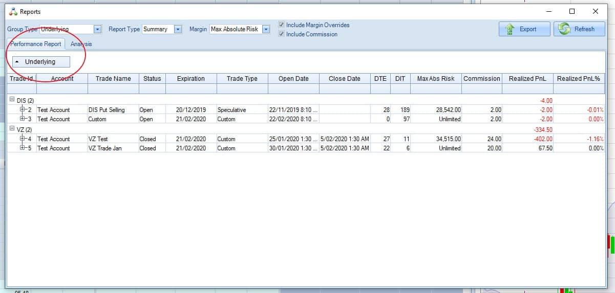 option net explorer interactive brokers)